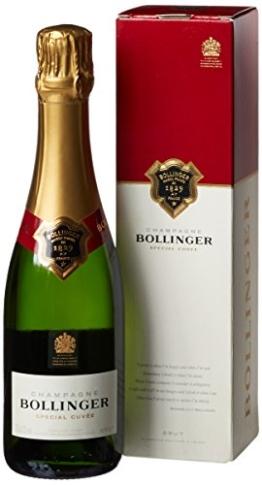 Bollinger Special Cuvée mit Geschenkverpackung (1 x 0.375 l) - 1