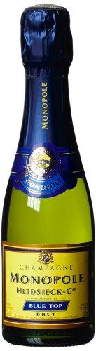 Champagne Heidsieck & Co. Monopole Blue Top Brut (1 x 0.2 l) - 1