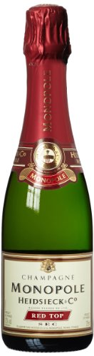 Champagne Heidsieck & Co. Monopole Red Top Sec in der halben Flasche (1 x 0.375 l) - 1