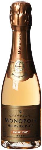 Champagne Heidsieck & Co. Monopole Rosé Top Brut Piccolo (1 x 0.2 l) - 1