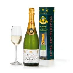 Champagne Heidsieck Monopole Extra Dry, Champagne AC Extra Trocken (1.00 x 0.750 l) - 1