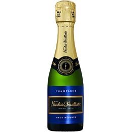 Champagne Nicolas Feuillatte Brut Réserve (3 x 0.2 l) - 1