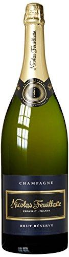 Champagne Nicolas Feuillatte Brut Réserve Doppelmagnum (1 x 3 l) - 1
