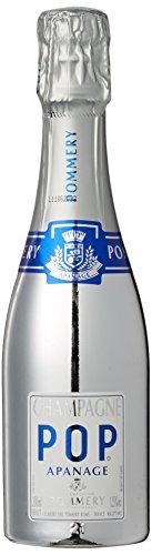 Champagne Pommery Silver Pop Apanage Piccolo (1 x 0.2 l) - 1
