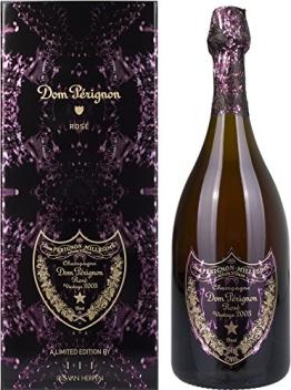 Dom Pérignon Rosé Vintage 2003 Limited Edtion by Iris van Herpen mit Geschenkverpackung (1 x 0.75 l) - 1