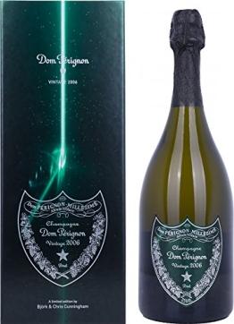 Dom Pérignon Vintage 2006 Limited Edition 2015 by Björk und Chris Cunningham mit Geschenkverpackung (1 x 0.75 l) - 1