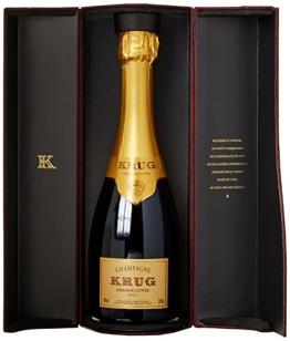 Krug Champagne Grande Cuvée Brut in Geschenkpackung (1 x 0.375 l) - 1