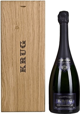 KRUG Clos d'Ambonnay 1998 in Holzkiste (1 x 0.75 l) - 1