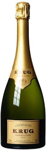 Krug  Grande Cuvee Champagner, 1 Flasche (1 x 750 ml) - 1