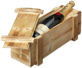 Moet & Chandon Imperial Pinot Noir Brut in Holzkiste DGN geflammt (1 x 0.75 l) - 1