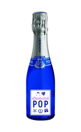 Pommery Champagne Oktoberfest POP Chardonnay Extra Trocken (1 x 0.2 l) - 1