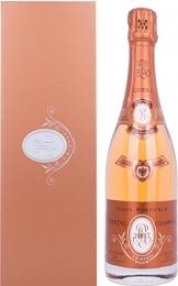 Roederer Louis Cristal Brut Rosé Champagner 2007 mit Geschenkverpackung (1 x 0.75 l) - 1